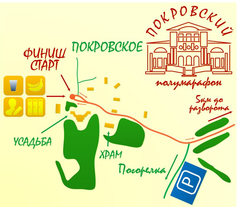 Схема старт Покровский