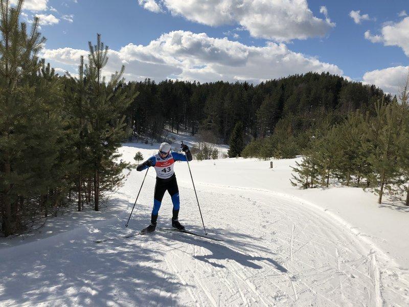 верховажский лыжный марафон