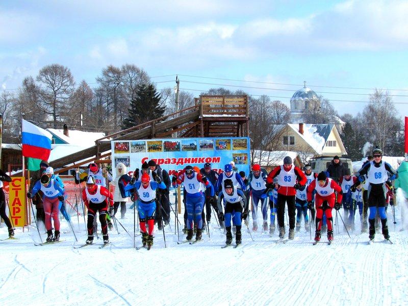 марафон в никольске 2019