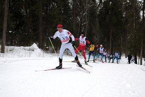 Лыжный марафон в ЦСО Комела 2017