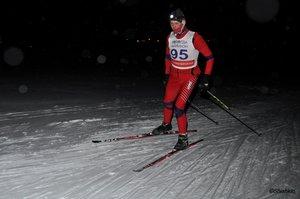 Мой второй лыжный марафон...