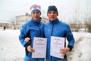 Харовский лыжный марафон 2015