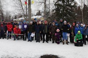 Лыжная гонка в СОК Изумруд 2015