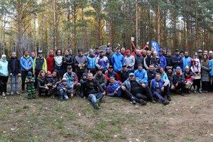 Оларевская гряда 2014