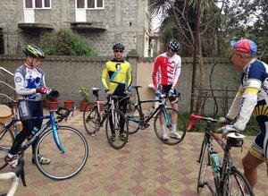 Подготовка к велосезону