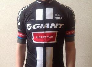 Новая велоформа Giant- главный приз Кубка.